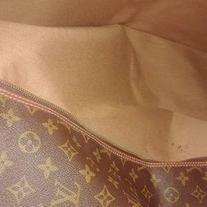 Louis Vuitton Bags - VTG Louis Vuitton Monogram 3 Suit Garment Bag